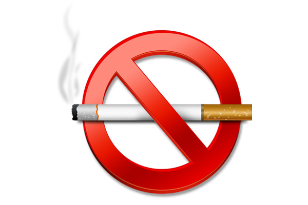 No-Smoking sign PSD & icons