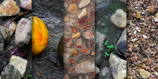 High-res rocks texture pack