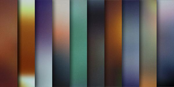 10 Dark Blurred Textured Backgrounds