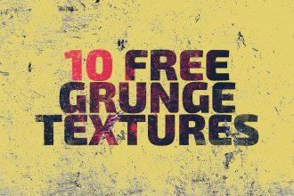 10 Free Subtle Grunge Textures