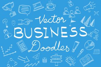 business-vector-doodle-elements-featured