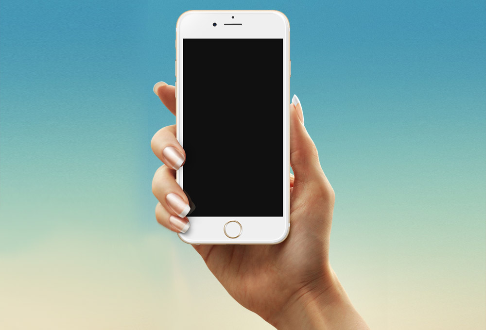 iPhone 6 and Samsung Galaxy S6 Mockups