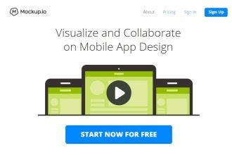 Mockup.io: Enhanced Prototyping for Mobile UI