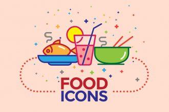 Free Food Icons