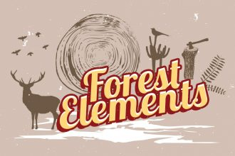 Free Forest Elements
