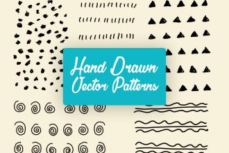 Hand-drawn Vector Patterns