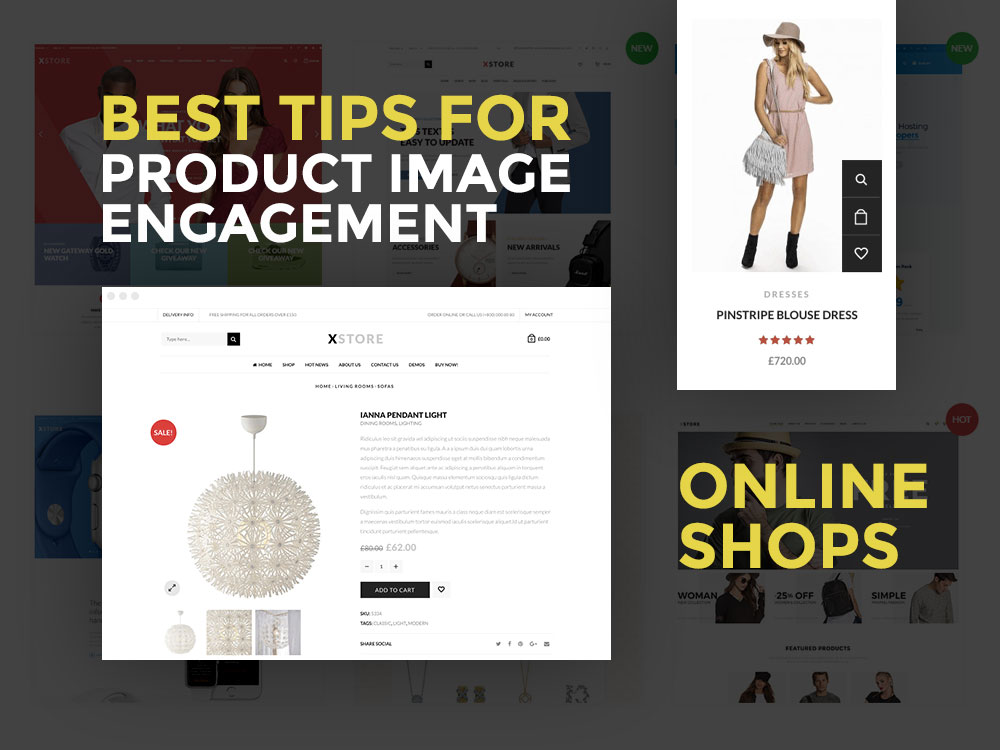 The Best Tips For Product Image Engagement In Online Shops