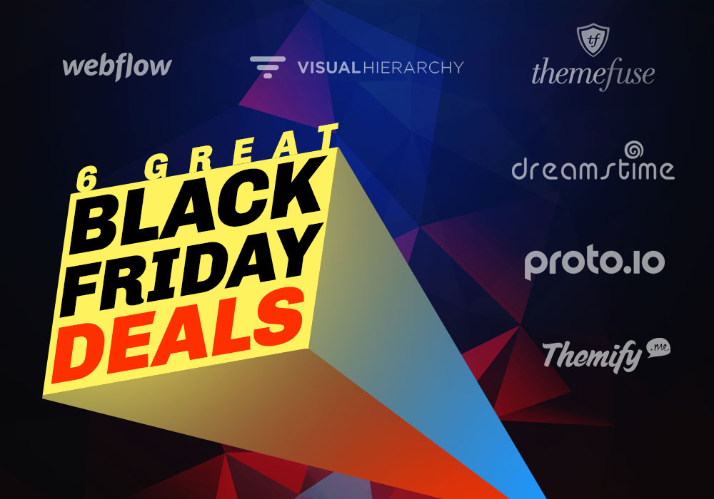 6 Great Black Friday Deals That Are Live Today