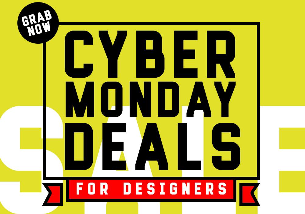 8 Massive Cyber Monday Deals For Designers
