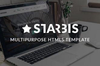 Splendid Starbis Multipurpose HTML5 Template