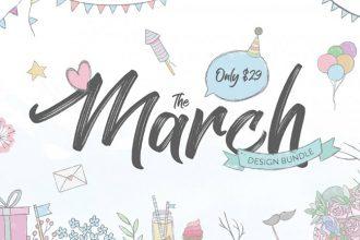 The March Design Bundle