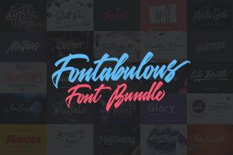 26 Fabulous Fonts Designers Should Have