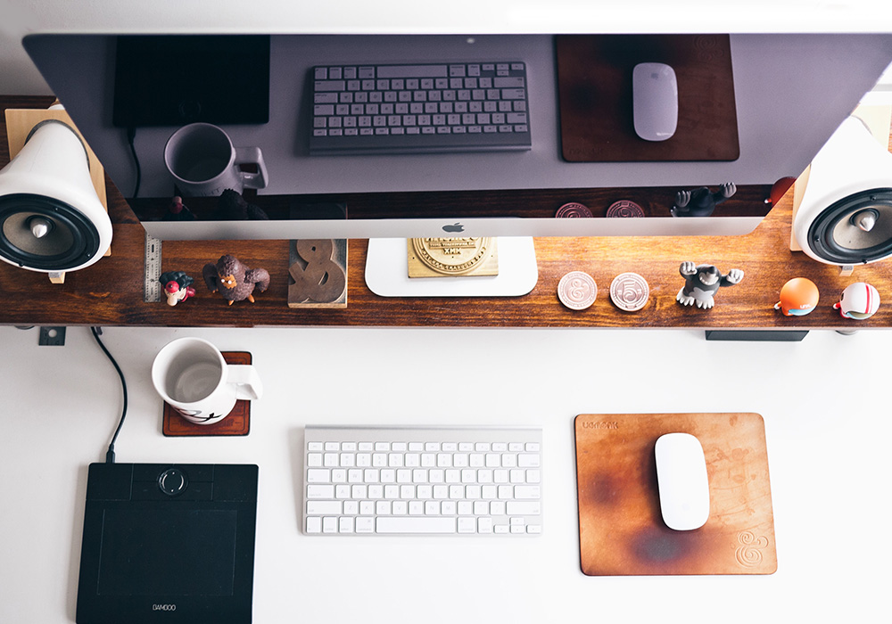 Coffee and Design: 3 Easy but Helpful Tips to Make Your Day Happier